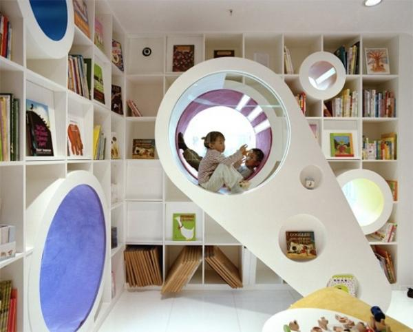 nursery ideas bookshelves