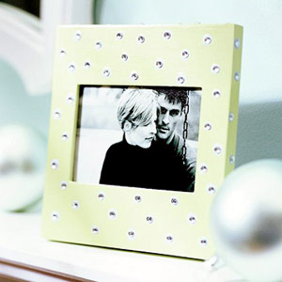 easy to craft gifts picture frame