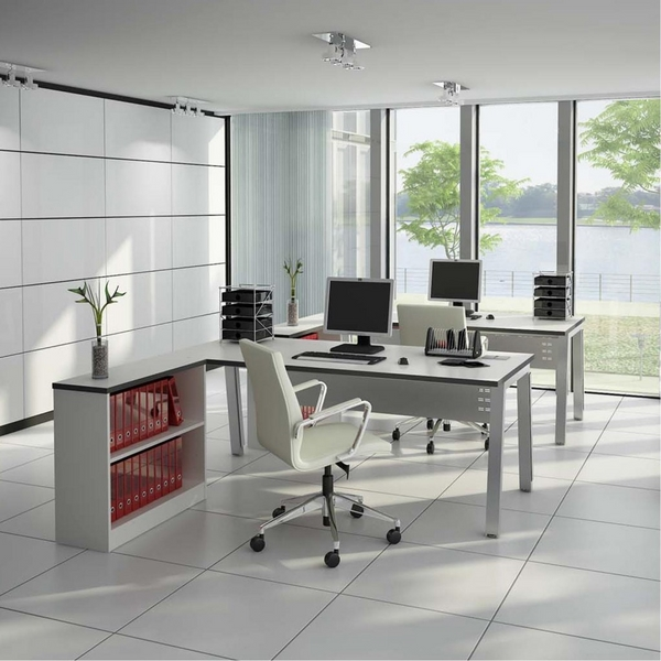 white office chairs contemporary office design ideas