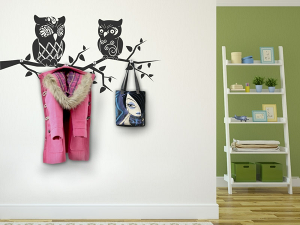 Wall decorating ideas wall stickers