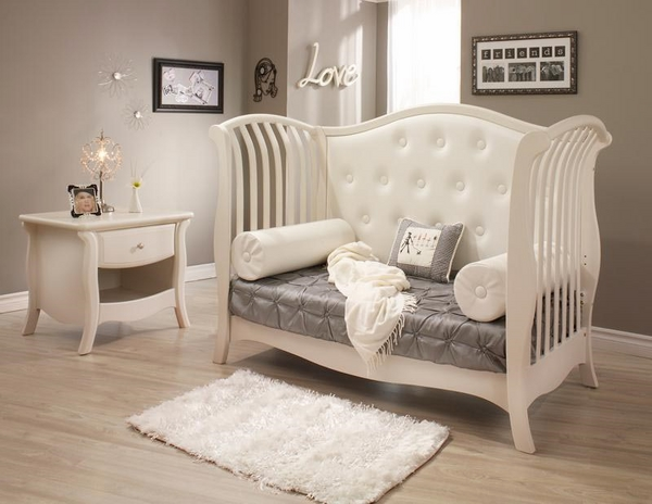 Covertible cribs exclusive nursery furniture