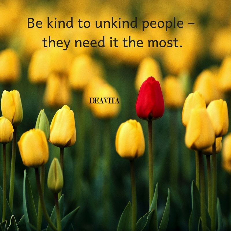 short quotes about being kind