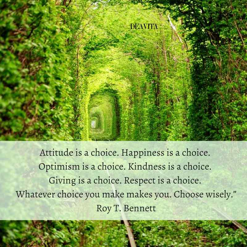 deep quotes about life and attitude