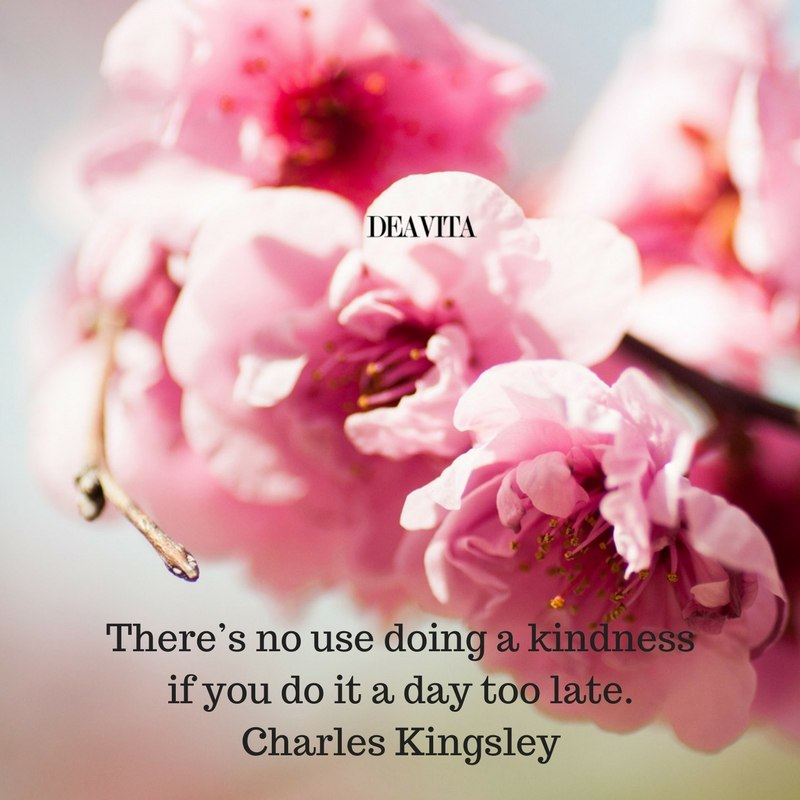 beautiful photos and quotes about being kind