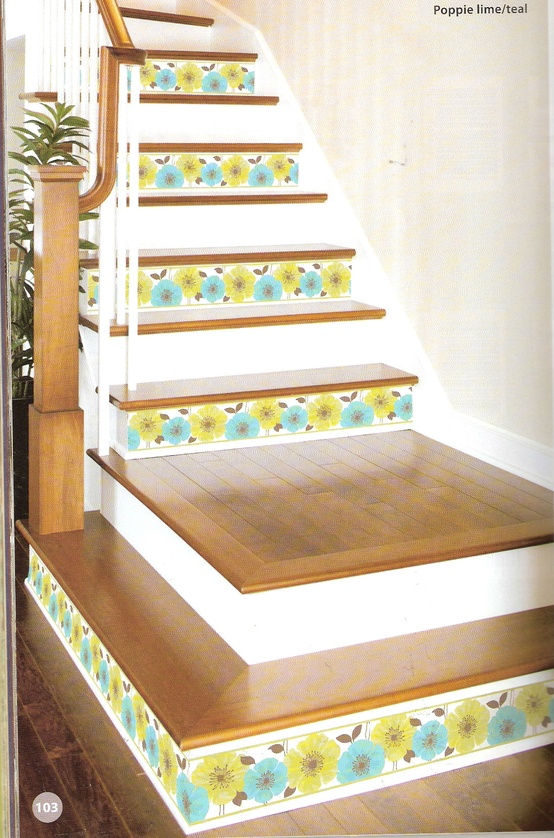 home decorating stairs
