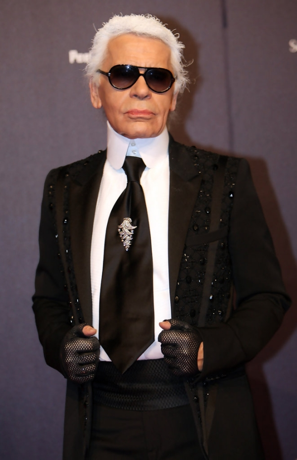 Karl Lagerfeld Trends in Halloween costumes accessories ideas