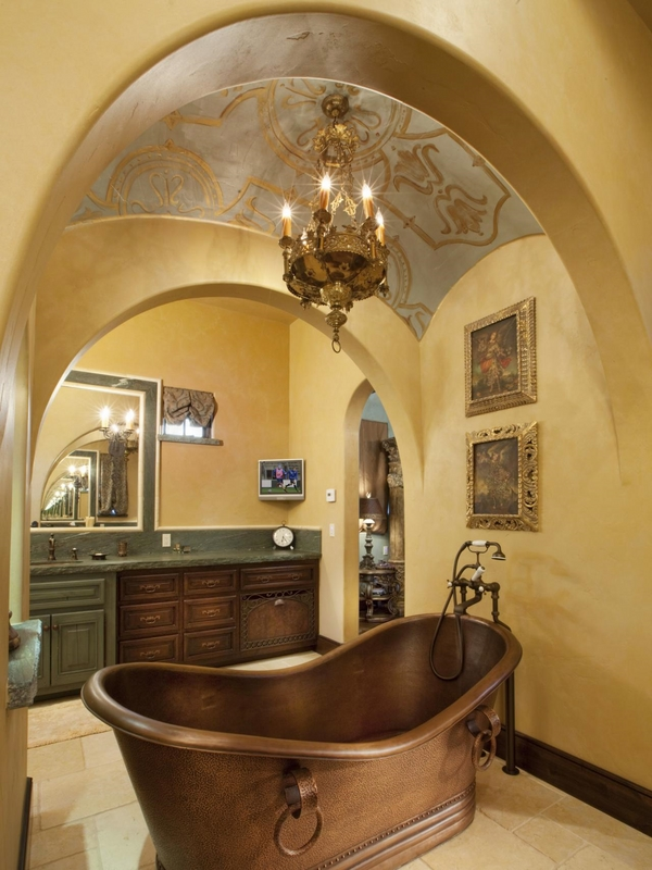 master bathroom design freestanding tub