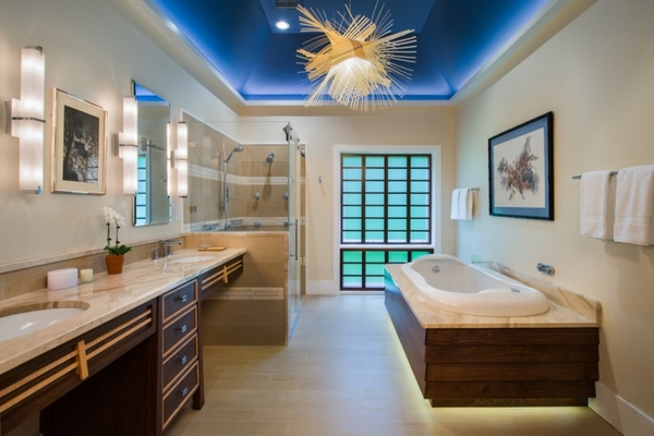 bathroom ceiling design ideas