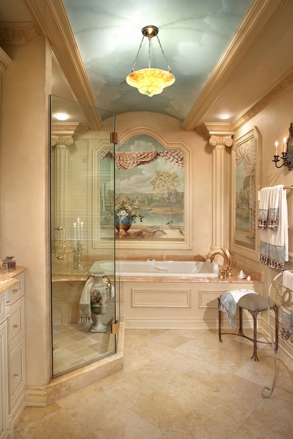 bathroom ceiling design ideas magnificent master bathroom ideas walk in shower