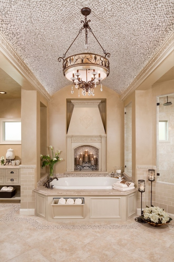 ceiling tile ideas master bathroom decor