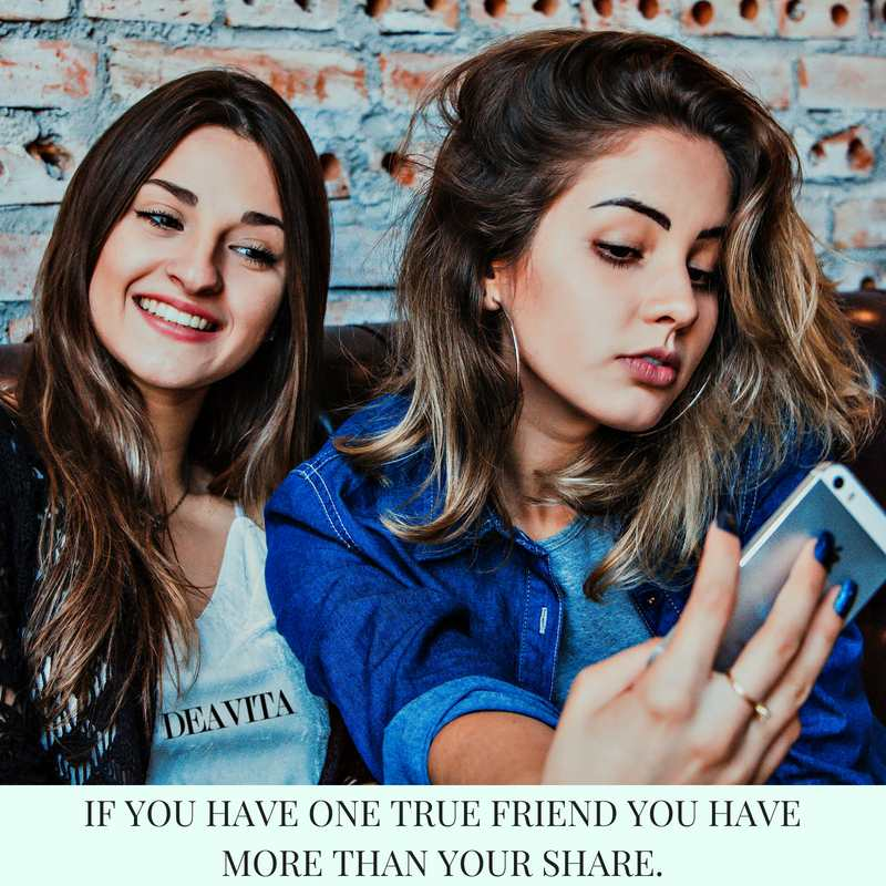 true friends quotes short life sayings with deep meaning