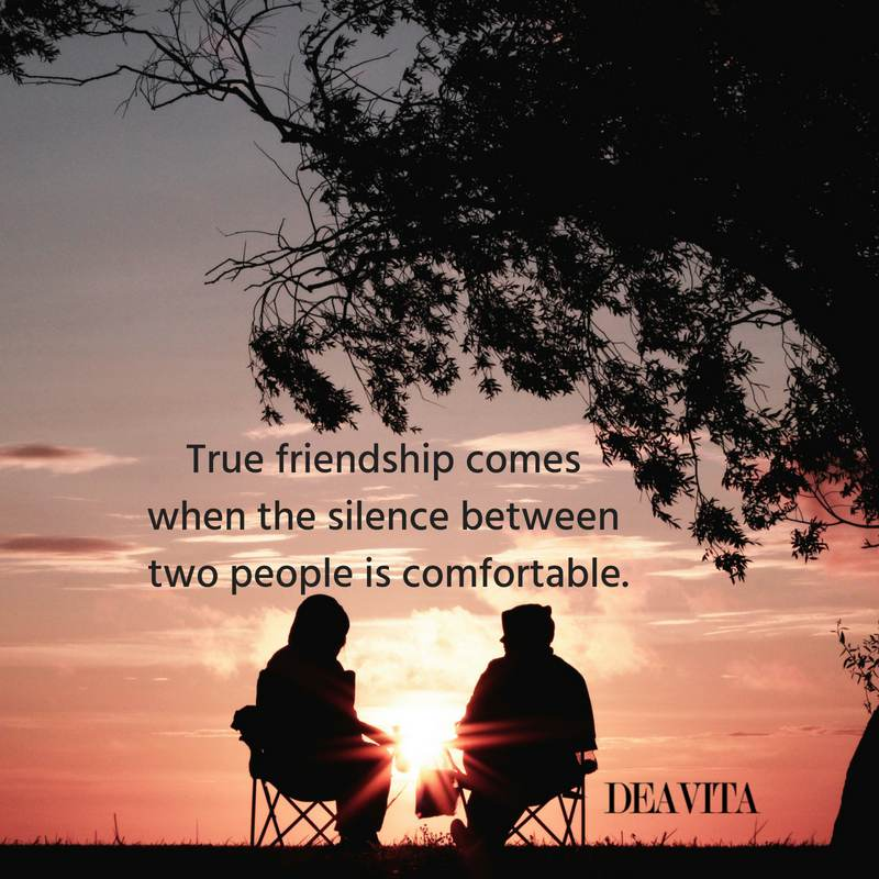 True friendship comes short and inspiring quotes