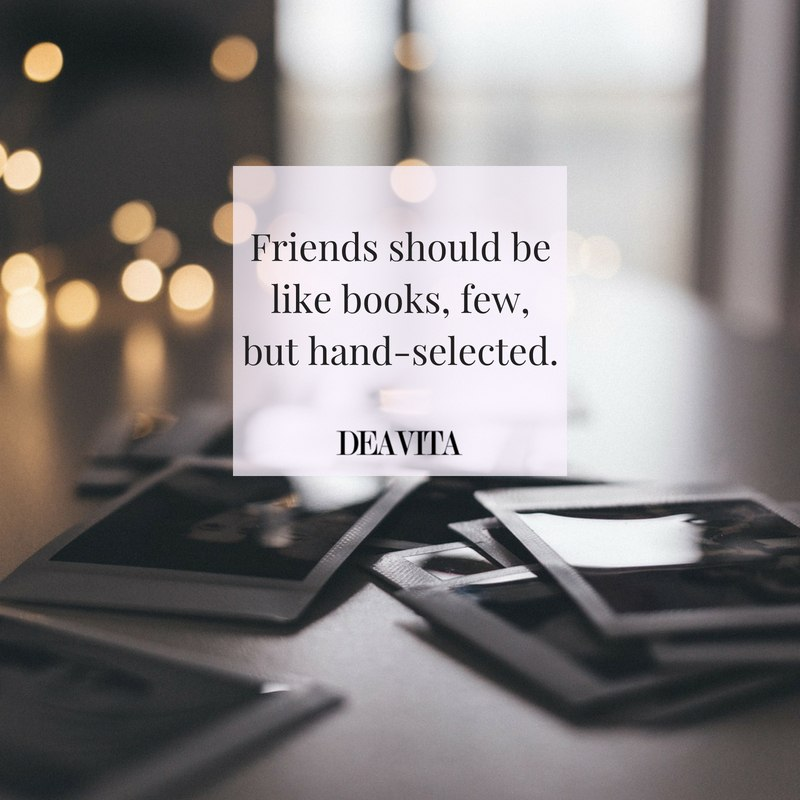 short inspirational quotes and sayings about friendship