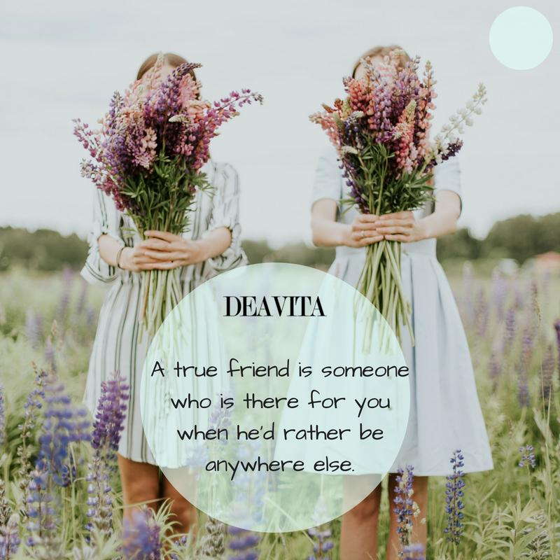 positive quotes about true friends
