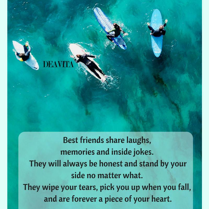 positive inspirational quotes about best friends
