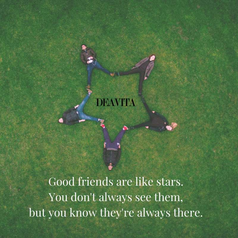 Good friends sayings and quotes to inspire you