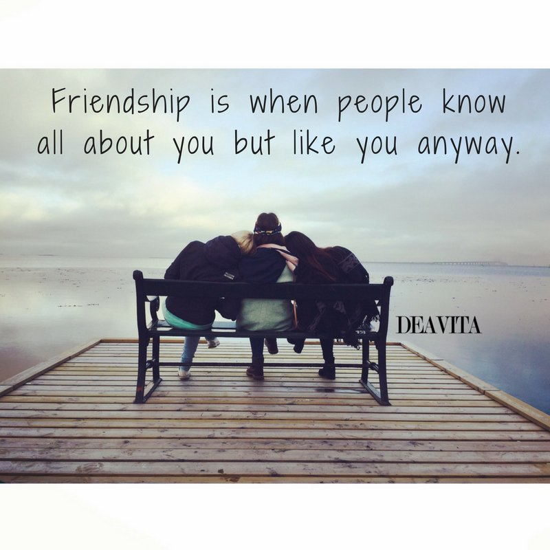 Friendship sayings with photos best friends