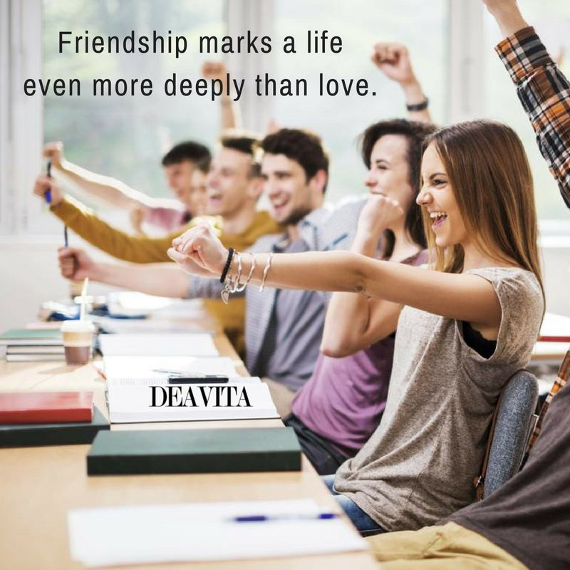 Friendship life love sayings with photos
