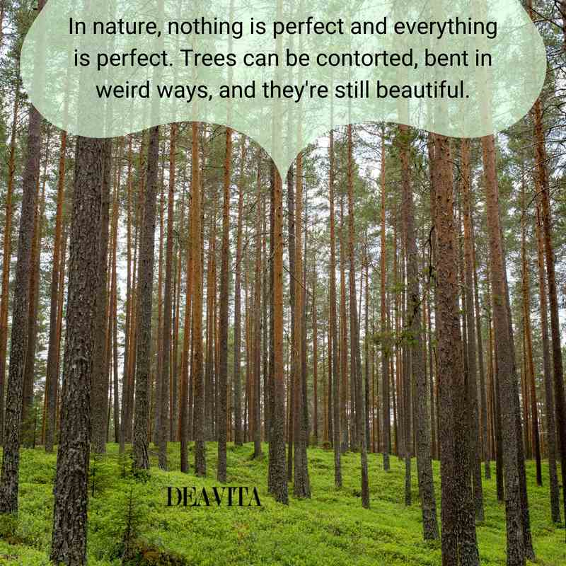 nature and beauty quotes with deep meaning