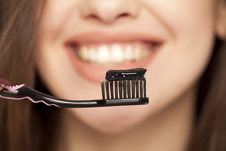 Activated charcoal teeth whitening pros and cons