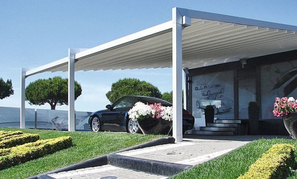 Aluminum Terrace Canopy - Features and Benefits