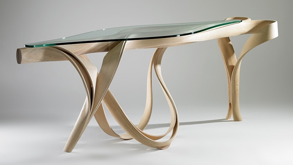 furniture design table glass top