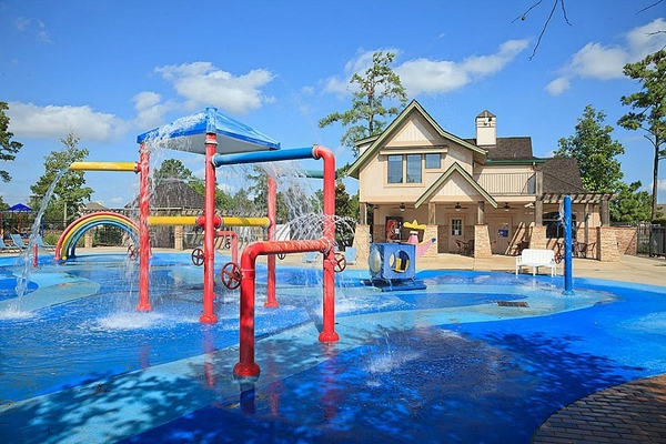 residential home water park ideas