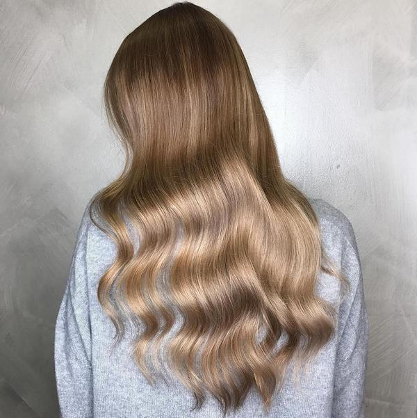 balayage technique hair colors trends