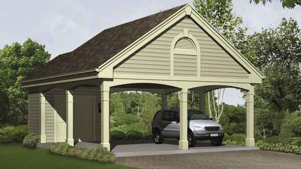 wood carports plans wood beams solid roof shed