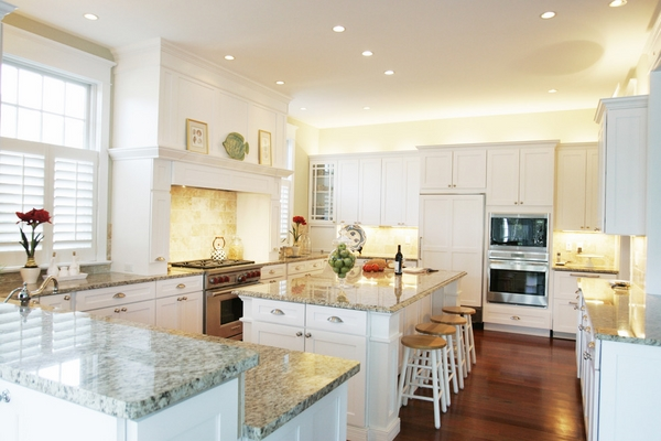 kitchen design ideas white cabinets