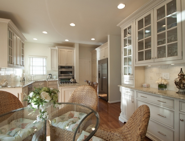 small kitchen ideas breakfast nook