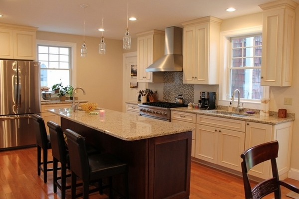 granite kitchen countertops design ideas