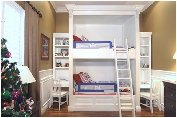 The best bunk beds for kids to find - a pleasant task