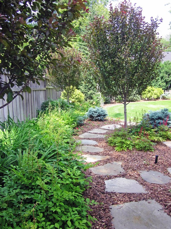 privacy protection fence landscape architecture