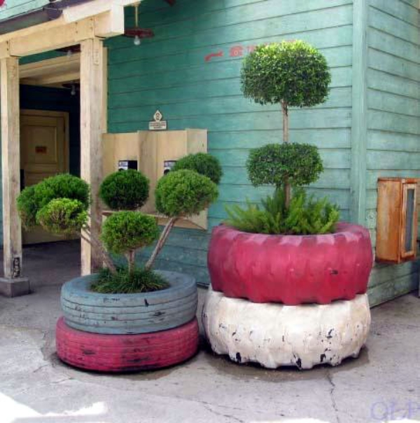mature trees plant containers do it yourself ideas