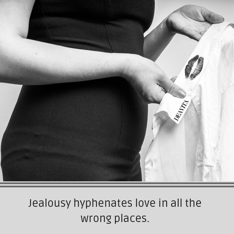 Jealousy sayings wise short quotes