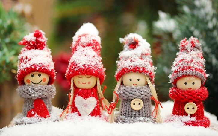 easy and fun Christmas crafts for kids DIY gift ideas