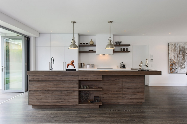 Affordable flooring ideas laminate pros cons modern kitchen