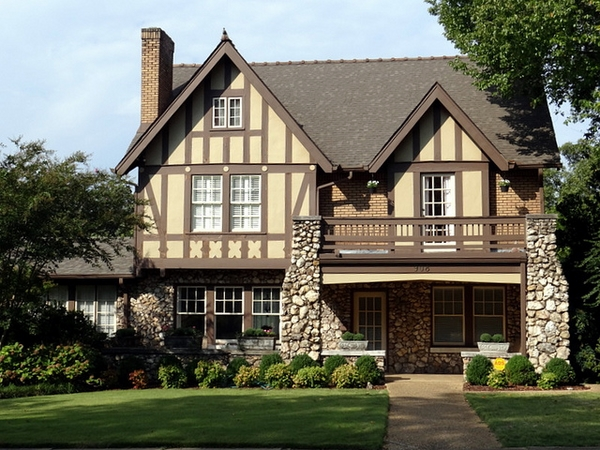 modern tudor style homes pictures paint colors