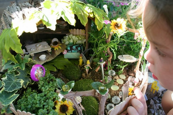 how to make a fairy garden ideas designs