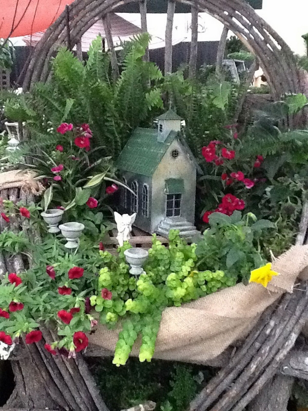 fairy houses garden decoration ideas mini garden plants