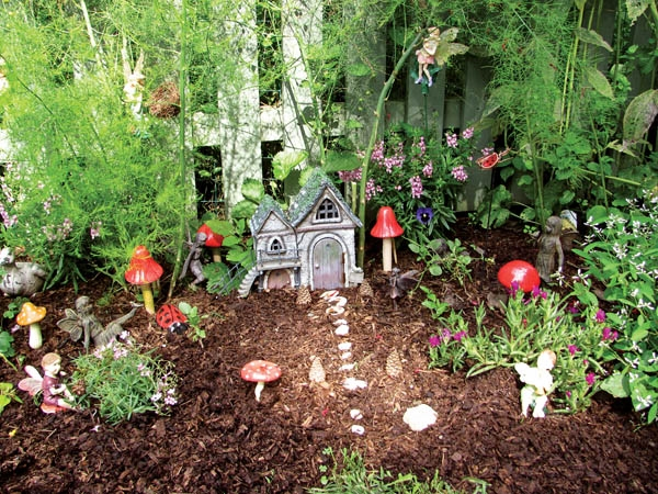 fairy ideas fairy house mushrooms