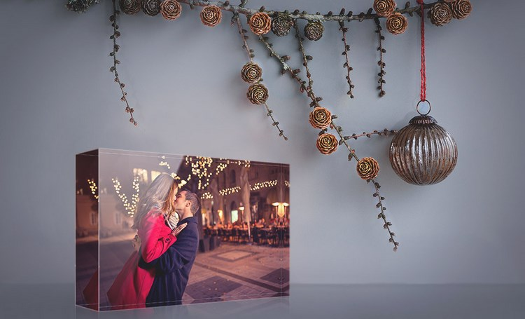 personalized christmas gift ideas photo canvas prints