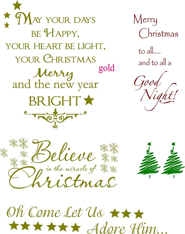 merry christmas wishes ideas