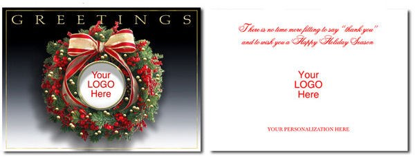 business christmas cards ideas greetings