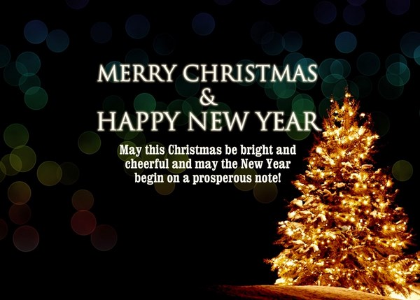 happy new year greetings merry christmas wishes