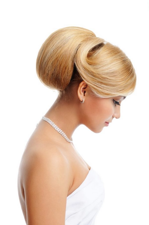 elegant evening hairstyles for prom