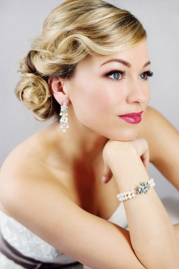 stylish hairstyles for thin hair retro hairdos for prom