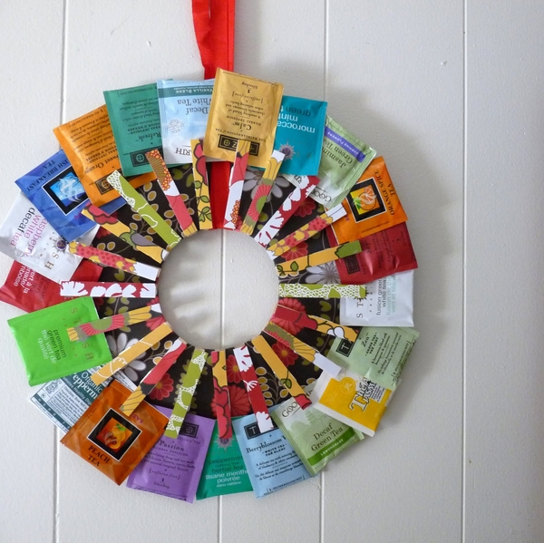 DIY-housewarming-gift-ideas-teabags wreath