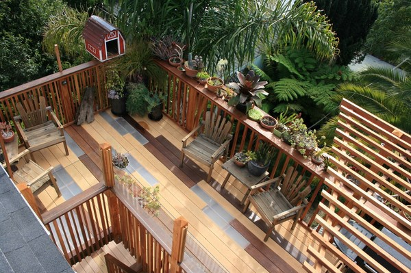 deck how to wooden contemporary
